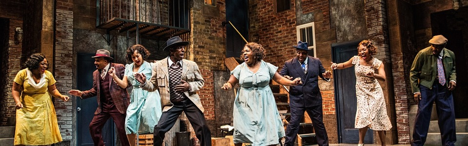 Mandy Morgan Aint Misbehavin At Portland Center Stage At The Armory